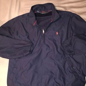 Men's XL Polo Ralph Lauren Quarter Zip Pullover